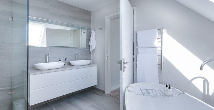 Alles bij elkaar past in uw badkamer